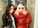Lady Gaga y Miley Cyrus entre las más provocativas del año
