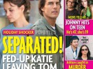 Katie Holmes se separa de Tom Cruise