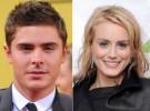 Zac Efron, nuevo look y ¿nueva novia?, Taylor Schilling