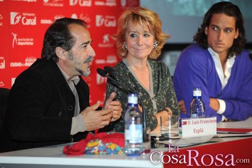 Esperanza Aguirre será operada de un tumor en el pecho
