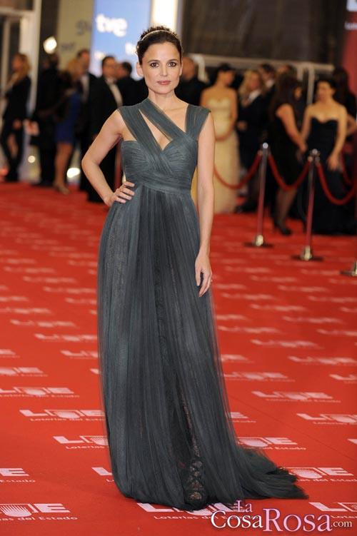 Elena Anaya en Los Goya 2011