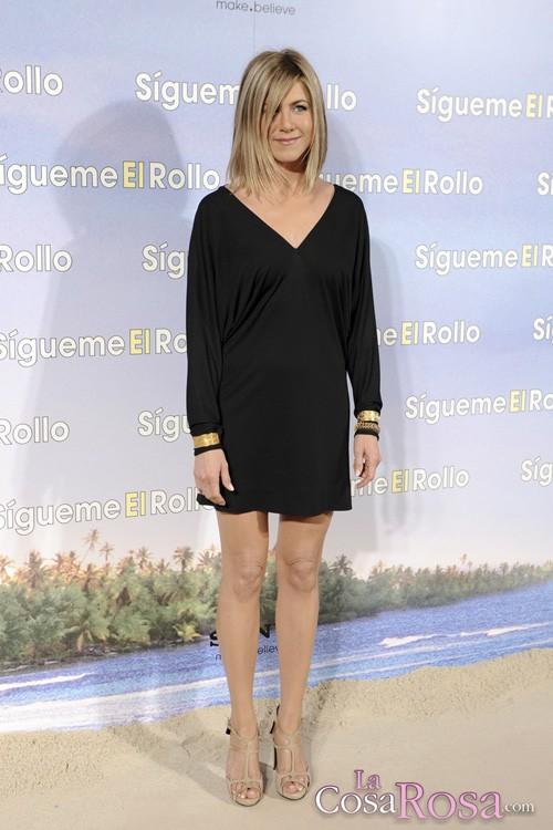 Los pequeños caprichos de Jennifer Aniston en su viaje a Madrid