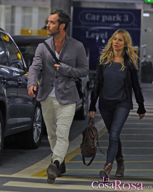 Jude Law y Sienna Miller rompen de nuevo