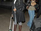 Bobbi, hija de Whitney Houston y Bobby Brown, sorprendida esnifando cocaína