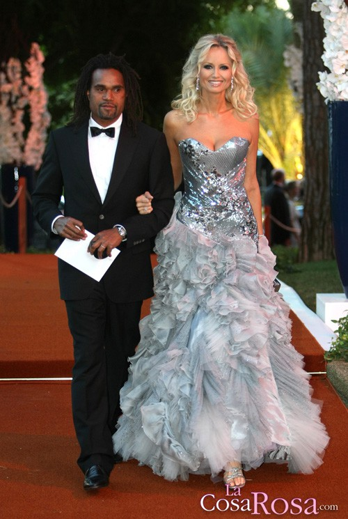 Adriana y Christian Karembeu se separan tras 15 años juntos