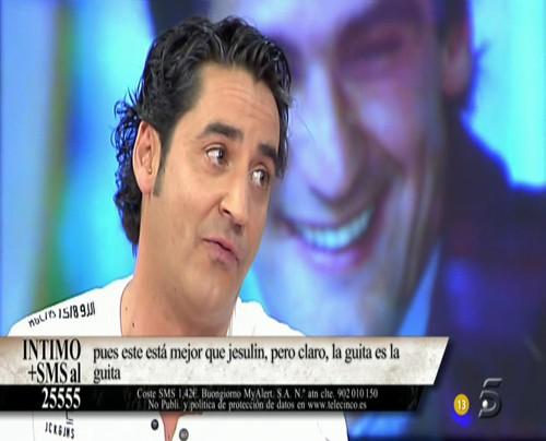 David Camacho, el amante de Belén Esteban, cuenta su relación en Enemigos íntimos