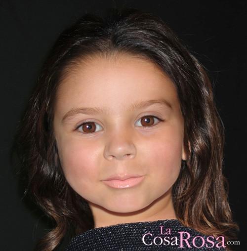 La hija de Victoria y David Beckham