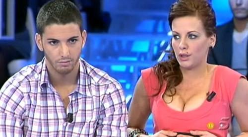 Marcelo y Laura en El debate de Gran Hermano 12