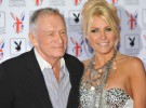 Hugh Hefner comenta su ruptura con Crystal Harris