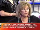 María Teresa Campos contra todos en Sálvame