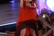 Selena Gomez actúa en los Canada´s Much Music Video Awards
