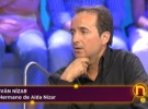 Iván Nizar anuncia una demanda contra Jorge Javier Vázquez