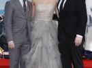 Emma Watson, Daniel Radcliffe y Rupert Grint dicen adiós a Harry Potter en Londres