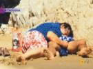Antonio Canales y sus juegos sexuales en la playa