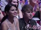 Selena Gomez y Justin Bieber en los Teen Choice 2011