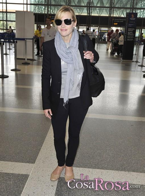Kate Winslet sale con un sobrino de Richard Branson