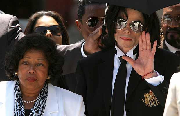 Michael Jackson Court Case