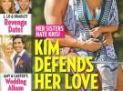 Kim Kardashian, problemas en su matrimonio según la prensa