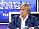 Chelo García Cortés se somete a la máquina de la verdad
