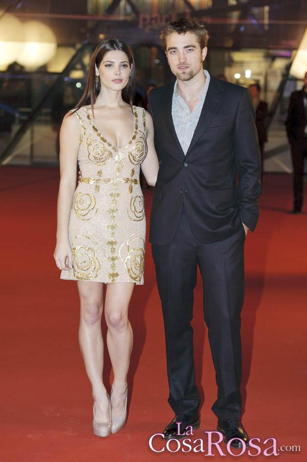 Amancer promocionada en Bruselas por Robert Pattinson y Ashley Greene