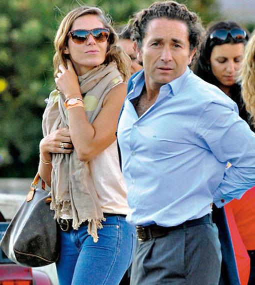 La ex de Carlos Baute se casa con el amigo del Príncipe