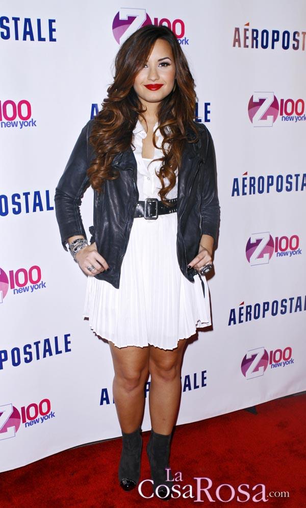 Demi Lovato se divierte con Wilmer Valderrama