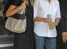 Ellen DeGeneres y Portia de Rossi, falsos rumores de separación