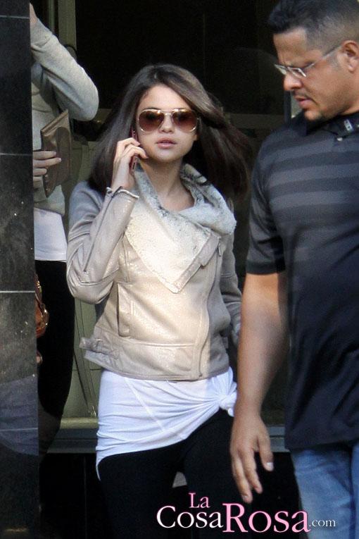 Selena Gomez teme por su vida