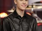 Justin Bieber y su nuevo peinado
