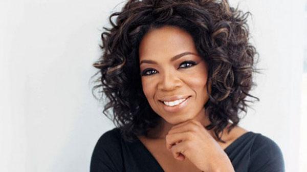 Oprah Winfrey recibe su Oscar honorífico
