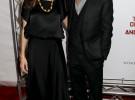 Angelina Jolie estrena su primera película en Nueva York
