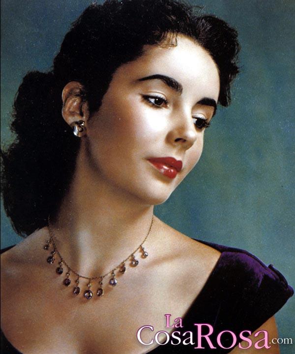 Se subastan las joyas de Elizabeth Taylor