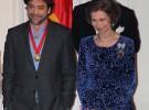 La Reina Sofía pasa unos días en Washington con su hija