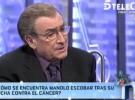 Manolo Escobar habla de su cáncer en La Noria
