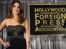 Rainey Qualley, hija de Andie MacDowell, elegida Miss Golden Globe 2012