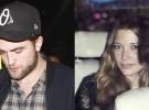 Robert Pattinson se divierte con Sarah Roemer