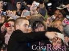 Robert Pattinson revoluciona Berlín
