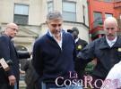 George Clooney, arrestado durante una protesta