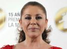 Isabel Pantoja comenta el incidente en el hospital de La Moraleja