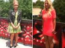 Britney Spears y Demi Lovato debutan como jurado en X Factor