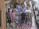 La infanta Cristina y sus hijos asistirán al funeral de Juan María Urdangarin