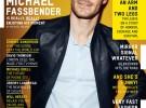 Michael Fassbender, portada de Esquire