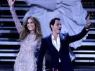 Jennifer Lopez y Marc Anthony se reúnen sobre un escenario