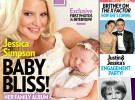Jessica Simpson, primeras fotos de su hija Maxwell Drew Johnson