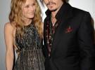 Johnny Depp y Vanessa Paradis intentan arreglar su relación