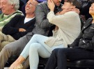 Justin Timberlake y Jessica Biel celebran su compromiso con una fiesta