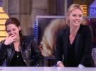 Charlize Theron eclipsa a Kristen Stewart en El Hormiguero 3.0