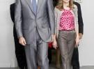Los príncipes de Asturias celebran su octavo aniversario de boda con sus hijas