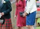 Pippa Middleton, de boda en Escocia
