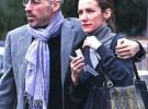 Telma Ortiz y Jaime del Burgo se casaron el pasado viernes